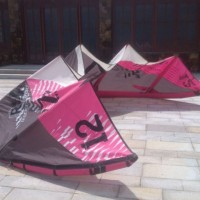 North Rebel 2011 12 Meter Kite
